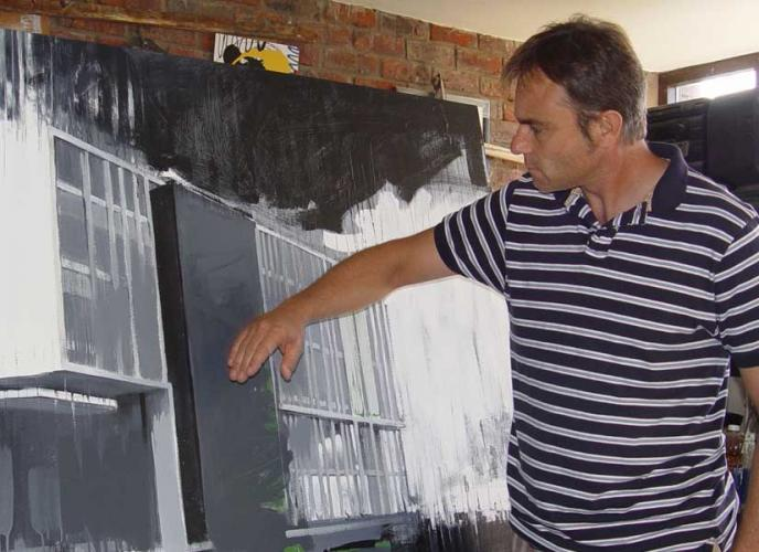 Peter Pharoah FIne Artist, South Africa