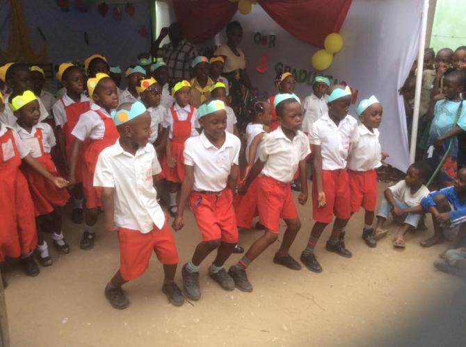 Sally and Little Schools Kenya