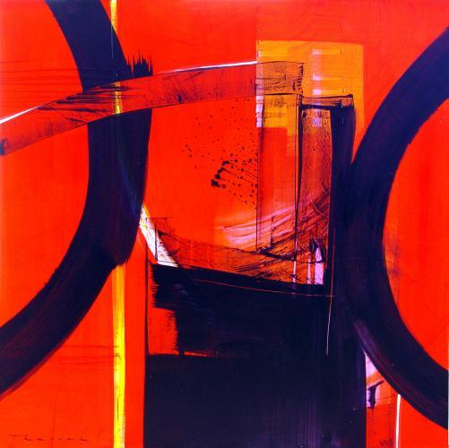 Red Sky by Peter Pharoah