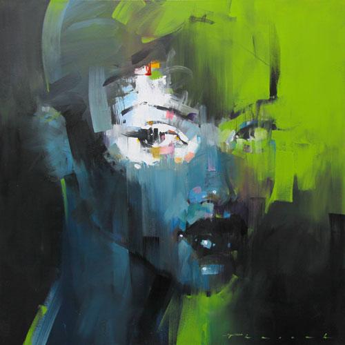 Lady Moonlight by Peter Pharoah